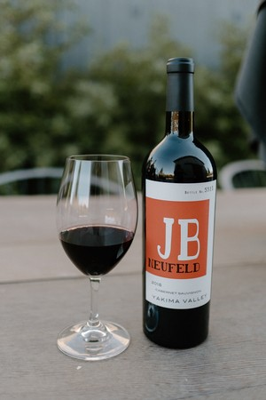 JB Neufeld Bundle: 3 bottles of Yakima Valley Cab Sauv